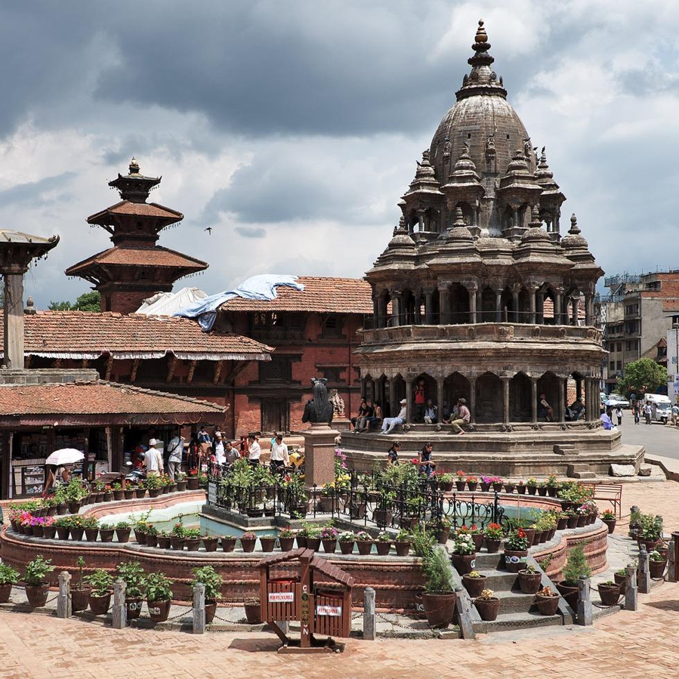 Путешествие в Непал