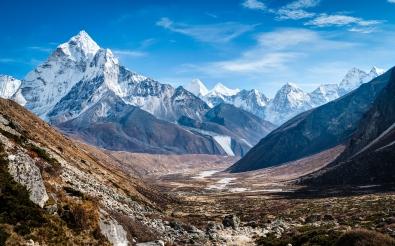 Гималаи - крыша мира