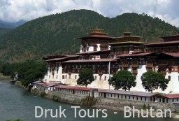 Тур Друкпа в Бутане