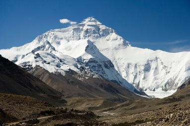 Путешествие в Гималаи - Эверест