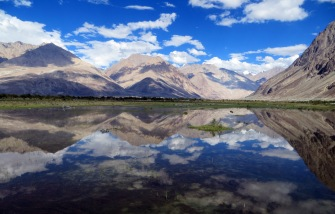 Горы Гималайи в Непале
