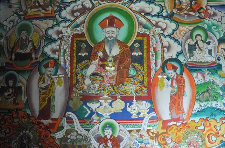 Шабдрунг Ринпоче - основатель Бутана