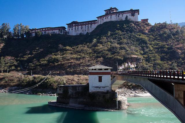 Вангдуе Пходранг Дзонг - Wangdue Phodrang Dzong