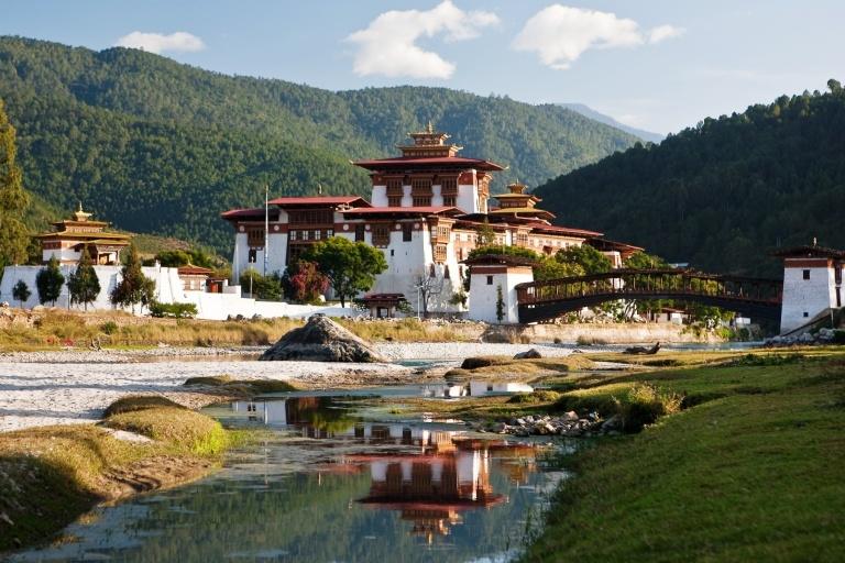 Шестидневное путешествие и тур в Бутан