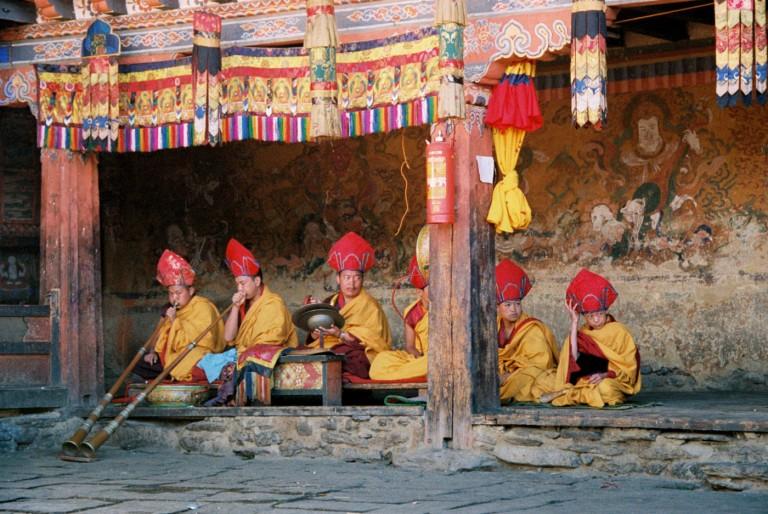 До новых встречь в Бутане!