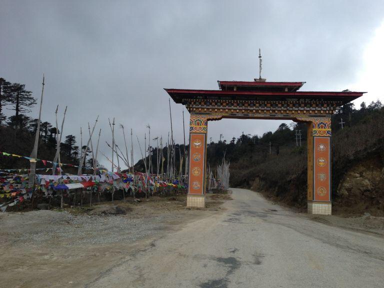 Перевал Ютонг-ла-ла