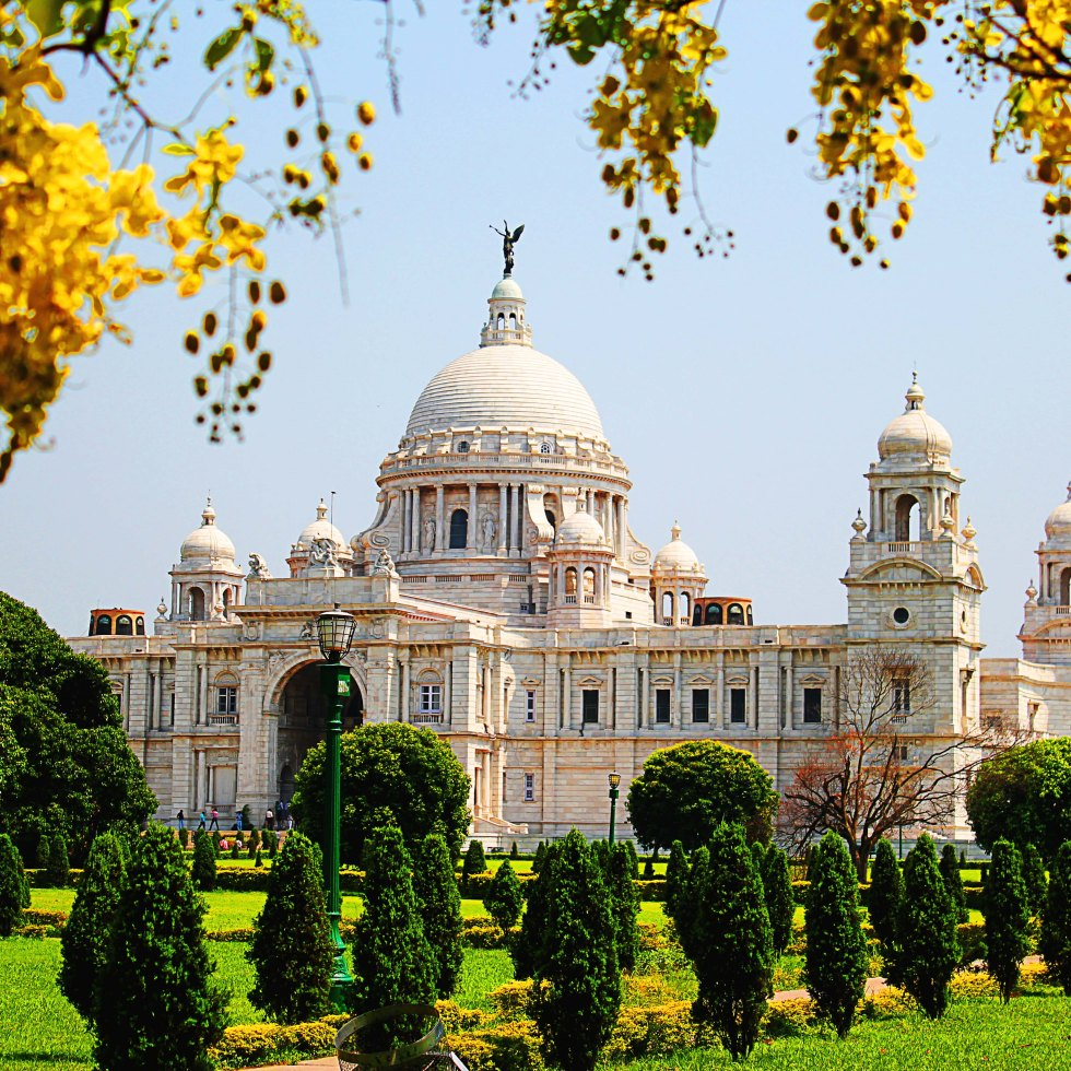 Путешествие в Калькутту Индия